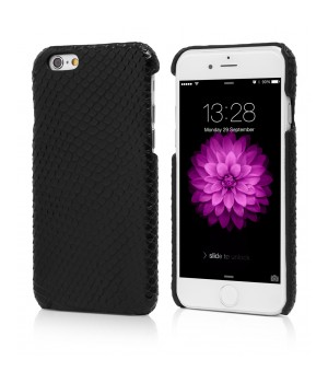 iPhone 6s Plus, 6 Plus | Clip-on | Skin Pattern Series | Black