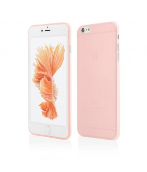 iPhone 6s Plus, 6 Plus, Clip-On, Air Series Ultra Thin 0.3mm, Rose Gold