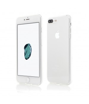 iPhone 7 Plus, Soft Touch Ultra Slim, Clear