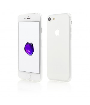 iPhone 7, Soft Touch Ultra Slim, Clear
