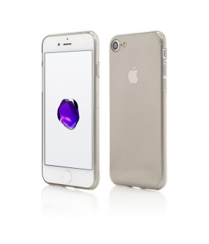iPhone 7, Soft Touch Ultra Slim, Grey