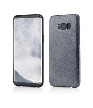 Samsung Galaxy S8 Plus G955| Smart Case Ultra Tough Glitter | Grey