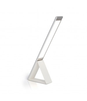Multi Function LED Desk Lamp, Slim Profile, Eye Care, Aluminum, Dimmable