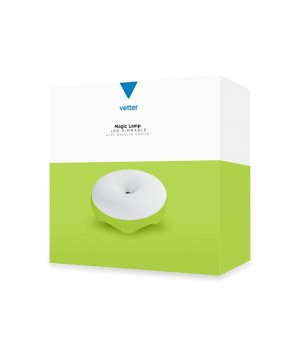 Magic Lamp | Led Dimmable | with Gesture Control | Green
