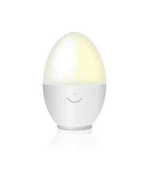 Portable Lamp, Adjustable Color Temperature, with Steeples Dimming Control