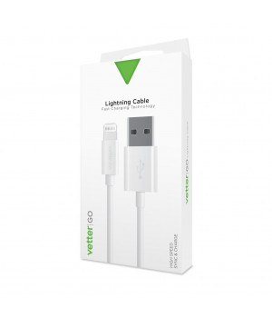 Lightning Cable | Vetter GO | White