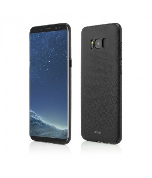 Samsung Galaxy S8 G950, Smart Case Pixel FX,Ultra Slim, Black
