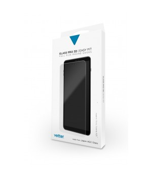 Sony Xperia XZ1 | 3D Tempered Glass Easy Fit | Black