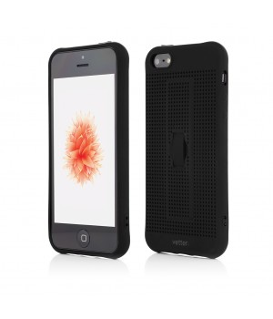 iPhone SE, 5s, 5 | Vetter GO | Vent Soft with Strap | Black