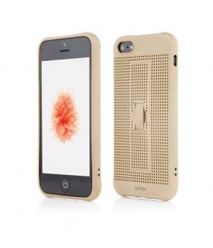 iPhone SE, 5s, 5 | Vetter GO | Vent Soft with Strap | Gold