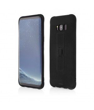Samsung Galaxy S8 G950, Vetter GO, Vent Soft with Strap, Black
