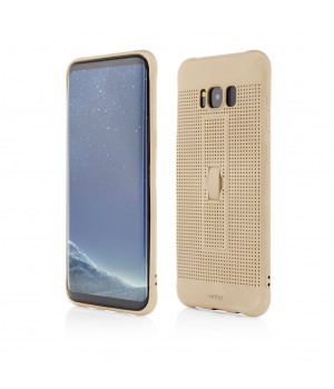 Samsung Galaxy S8 Plus G955| Vetter GO | Vent Soft with Strap | Gold