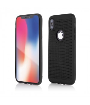 iPhone XS, X | Vetter GO | Vent Soft | Black