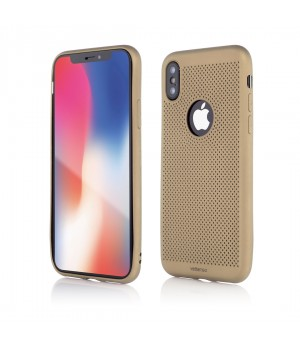 iPhone XS, X, Vetter GO, Vent Soft, Gold