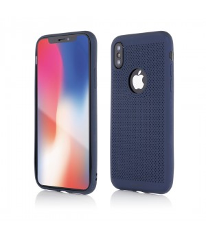 iPhone XS, X, Vetter GO, Vent Soft, Blue
