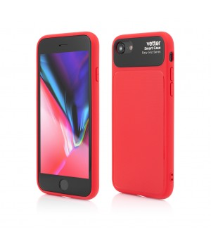 iPhone 8, 7 | Smart Case Easy Grip | Red