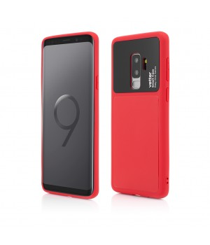 Samsung Galaxy S9 Plus, Smart Case Easy Grip, Red