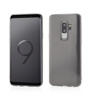 Samsung Galaxy S9 Plus | Soft Touch Ultra Slim | Black