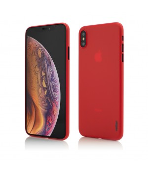 iPhone XS Max, Clip-On, Ultra Thin Air Series, Red