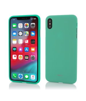 iPhone Xs Max, Vetter GO, Soft Touch, Green