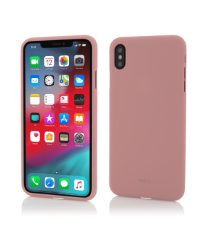 iPhone XS, X, Vetter GO, Soft Touch, Pink