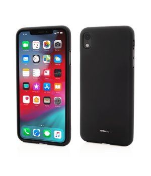 iPhone XR, Vetter GO, Soft Touch, Black