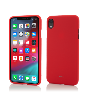 iPhone XR, Vetter GO, Soft Touch, Red