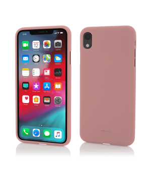 iPhone XR, Vetter GO, Soft Touch, Pink