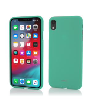 iPhone XR, Vetter GO, Soft Touch, Green