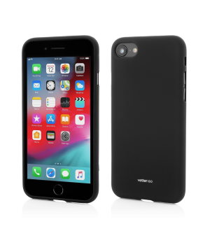 iPhone 8, 7, Vetter GO, Soft Touch, Black