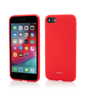 iPhone 8, 7, Vetter GO, Soft Touch, Red