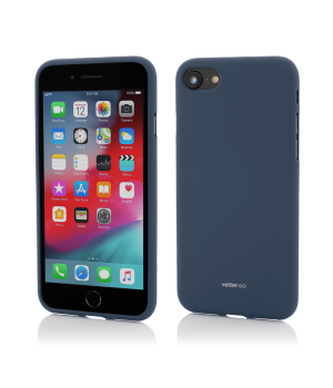 iPhone 8, 7, Vetter GO, Soft Touch, Dark Blue
