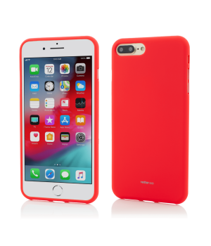 iPhone 8 Plus, 7 Plus, Vetter GO, Soft Touch, Red