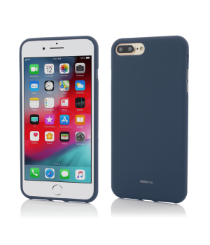 iPhone 8 Plus, 7 Plus, Vetter GO, Soft Touch, Dark Blue