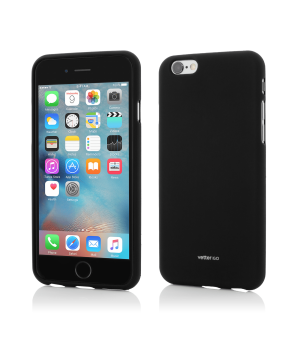 iPhone 6s, 6, Vetter GO, Soft Touch, Black