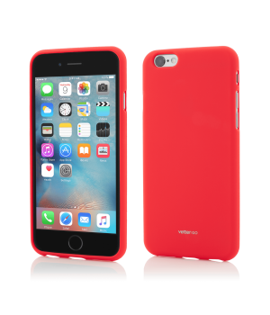 iPhone 6s, 6, Vetter GO, Soft Touch, Red