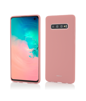 Samsung Galaxy S10, Vetter GO, Soft Touch, Pink