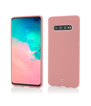 Samsung Galaxy S10+, Vetter GO, Soft Touch, Pink