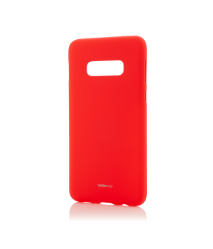 Samsung Galaxy S10e, Vetter GO, Soft Touch, Red