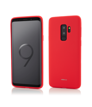 Samsung Galaxy S9 Plus, Vetter GO, Soft Touch, Red