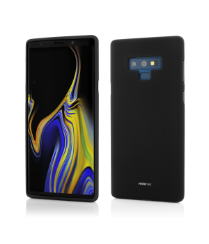 Samsung Galaxy Note 9, Vetter GO, Soft Touch, Black