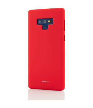 Samsung Galaxy Note 9, Vetter GO, Soft Touch, Red