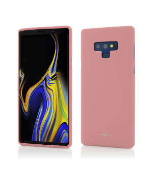 Samsung Galaxy Note 9, Vetter GO, Soft Touch, Pink