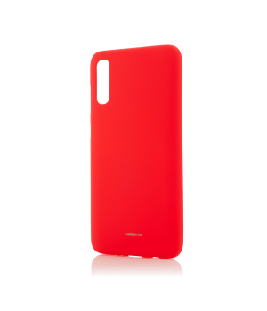 Samsung Galaxy A70, Vetter GO, Soft Touch, Red