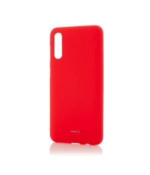 Samsung Galaxy A50, Vetter GO, Soft Touch, Red