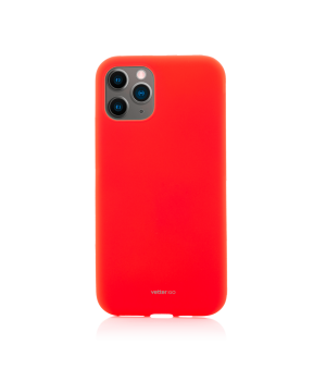 iPhone 11 Pro Max, Vetter GO, Soft Touch, Red
