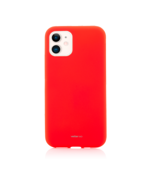 iPhone 11, Vetter GO, Soft Touch, Red