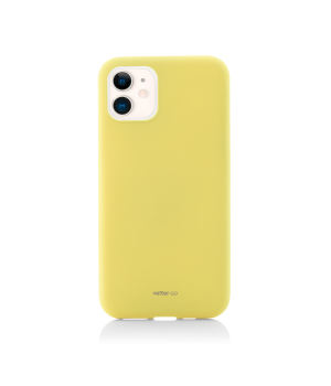 iPhone 11, Vetter GO, Soft Touch, Yellow