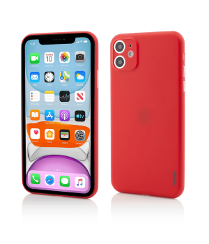 iPhone 11, Clip-On, Ultra Thin Air Series, Red
