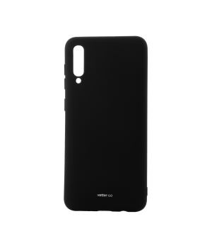 Samsung Galaxy A30s, Vetter GO, Soft Touch, Black